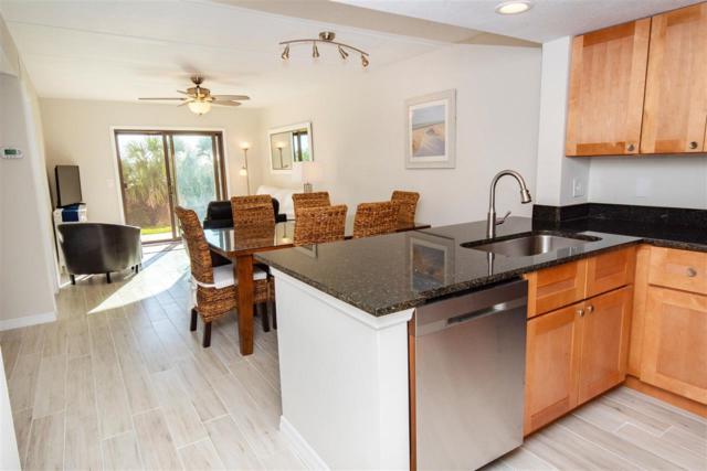 880 A1a Beach Boulevard #8114 #8114, St Augustine Beach, FL 32080 (MLS #185763) :: Noah Bailey Real Estate Group