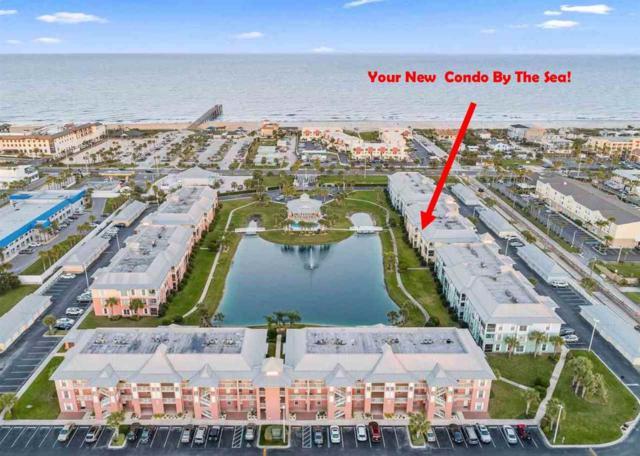275 Atlantis Circle, #202 #202, St Augustine Beach, FL 32080 (MLS #185766) :: 97Park