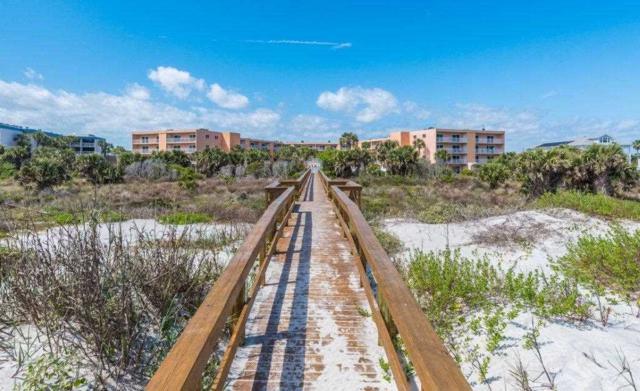 4 Ocean Trace # 224 #224, St Augustine, FL 32080 (MLS #185767) :: Noah Bailey Real Estate Group