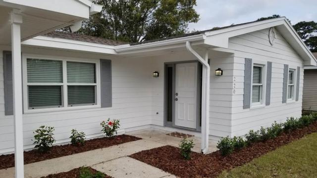220 Phoenetia, St Augustine, FL 32086 (MLS #185792) :: Home Sweet Home Realty of Northeast Florida
