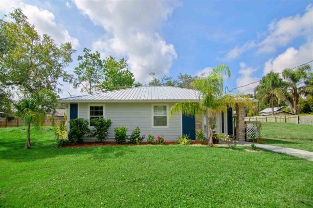 212 Vassar Rd, St Augustine, FL 32086 (MLS #185858) :: Home Sweet Home Realty of Northeast Florida