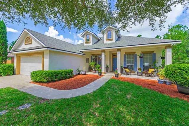 204 Lugo, St Augustine, FL 32086 (MLS #185868) :: Florida Homes Realty & Mortgage