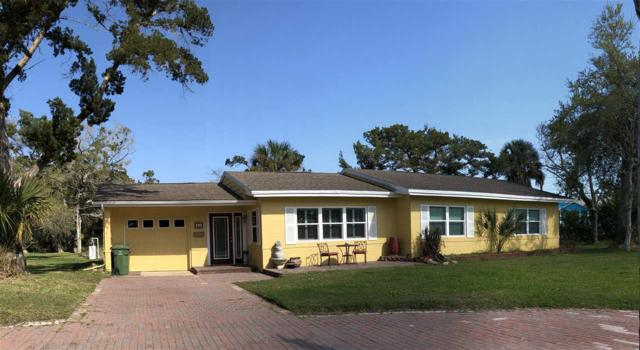84 Coquina Ave., St Augustine, FL 32080 (MLS #185889) :: Florida Homes Realty & Mortgage