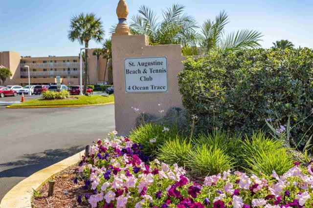 4 Ocean Trace Rd. #111, St Augustine, FL 32080 (MLS #185923) :: Tyree Tobler | RE/MAX Leading Edge