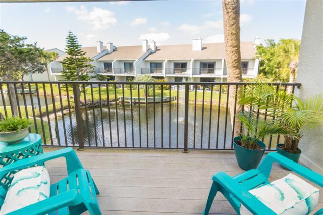 890 A1a Beach Blvd 73 W/Garage, St Augustine Beach, FL 32080 (MLS #185924) :: Noah Bailey Real Estate Group