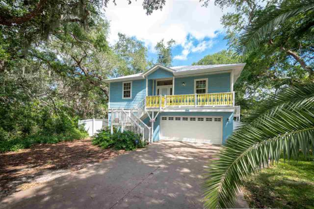 124 Kings Quarry Ln., St Augustine Beach, FL 32080 (MLS #185934) :: Pepine Realty