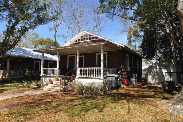 72 Lemon St., St Augustine, FL 32084 (MLS #185991) :: 97Park