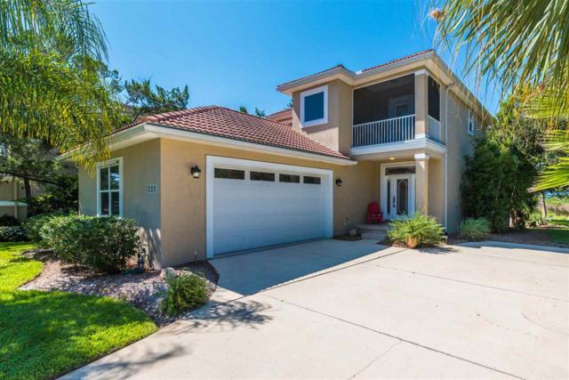 116 Spoonbill Crt, St Augustine, FL 32080 (MLS #186007) :: Memory Hopkins Real Estate
