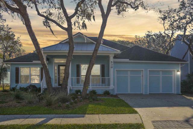 530 Weeping Willow Ln, St Augustine Beach, FL 32080 (MLS #186037) :: 97Park