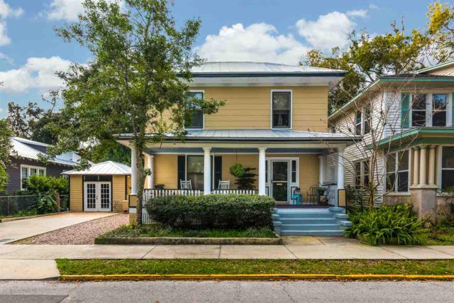 21 Saragossa Street, St Augustine, FL 32084 (MLS #186040) :: Noah Bailey Group