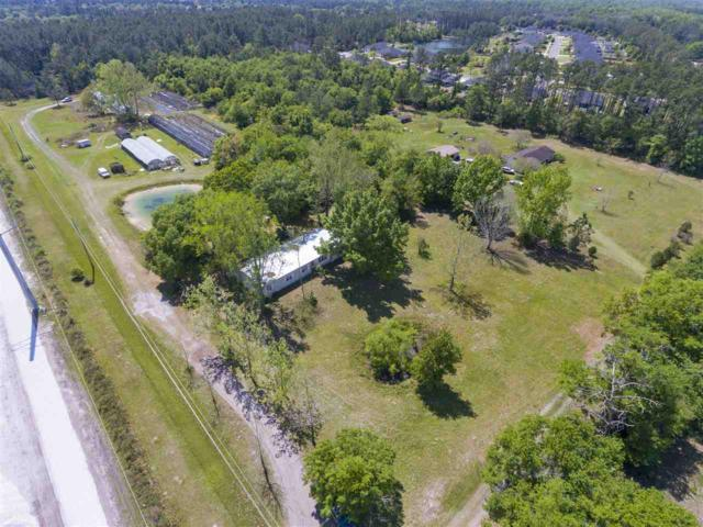 6835 State Rd 16 Lot A, St Augustine, FL 32092 (MLS #186085) :: Ancient City Real Estate