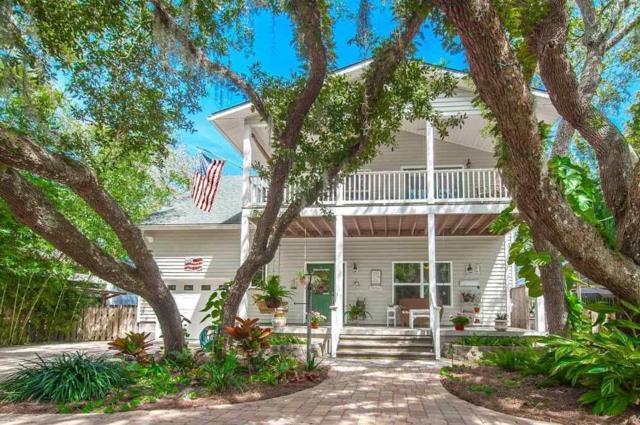 5394 Riverview Drive, St Augustine, FL 32080 (MLS #186090) :: Memory Hopkins Real Estate