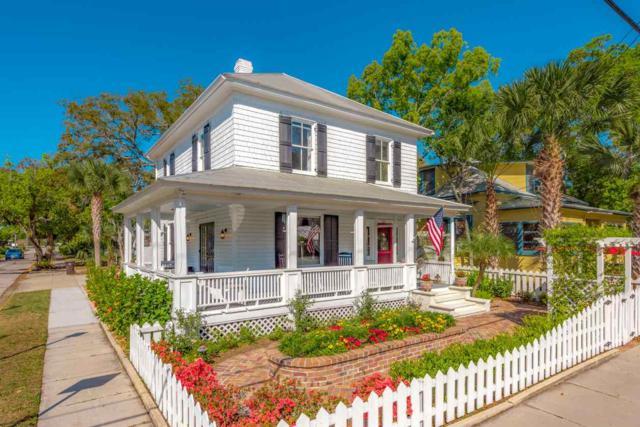 26 Riberia Street, St Augustine, FL 32084 (MLS #186105) :: Tyree Tobler | RE/MAX Leading Edge