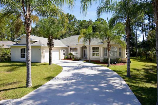 9 Pine Cedar Dr, Palm Coast, FL 32164 (MLS #186118) :: Memory Hopkins Real Estate