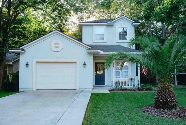 358 Cape Ave., St Augustine, FL 32084 (MLS #186151) :: Memory Hopkins Real Estate