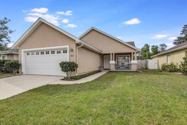 421 Chamberlain Drive, St Augustine, FL 32086 (MLS #186182) :: Florida Homes Realty & Mortgage