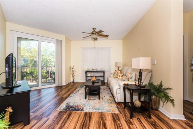 1080 Bella Vista Blvd 206 + Garage #206, St Augustine, FL 32084 (MLS #186195) :: Tyree Tobler | RE/MAX Leading Edge