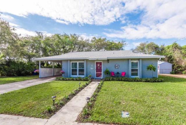 225 Trade Wind Lane, St Augustine, FL 32080 (MLS #186251) :: Noah Bailey Real Estate Group