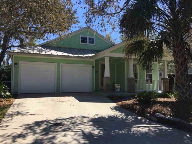 545 Weeping Willow Lane, St Augustine, FL 32080 (MLS #186260) :: 97Park