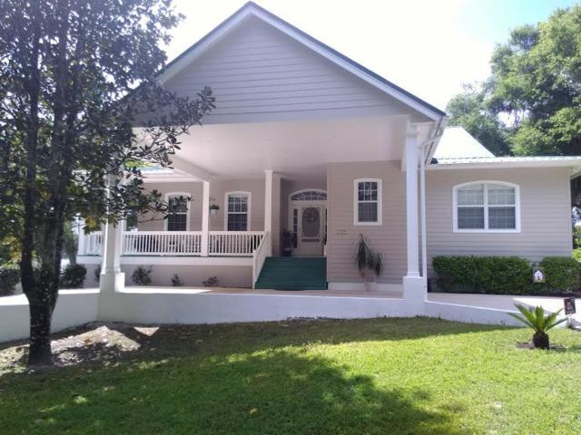 107 Shell Trail, Satsuma, FL 32189 (MLS #186315) :: Noah Bailey Real Estate Group