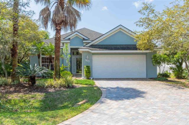 507 Ocean Mist Ct., St Augustine Beach, FL 32080 (MLS #186414) :: Noah Bailey Real Estate Group