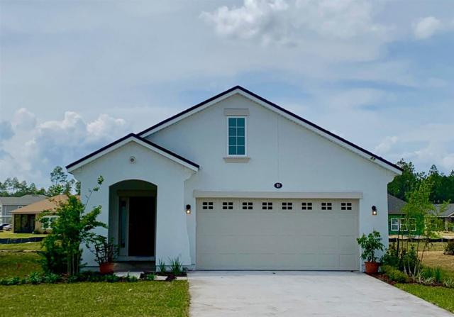 148 Concave Lane, St Augustine, FL 32095 (MLS #186444) :: Noah Bailey Real Estate Group