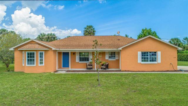 319 Underwood Trail, Palm Coast, FL 32164 (MLS #186461) :: Tyree Tobler | RE/MAX Leading Edge