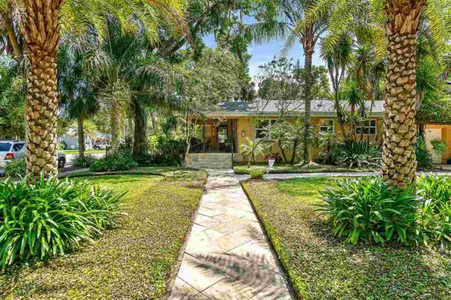 31 Nelmar, St Augustine, FL 32084 (MLS #186467) :: Tyree Tobler | RE/MAX Leading Edge