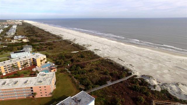 4 Ocean Trace Road #108, St Augustine Beach, FL 32080 (MLS #186473) :: Noah Bailey Real Estate Group