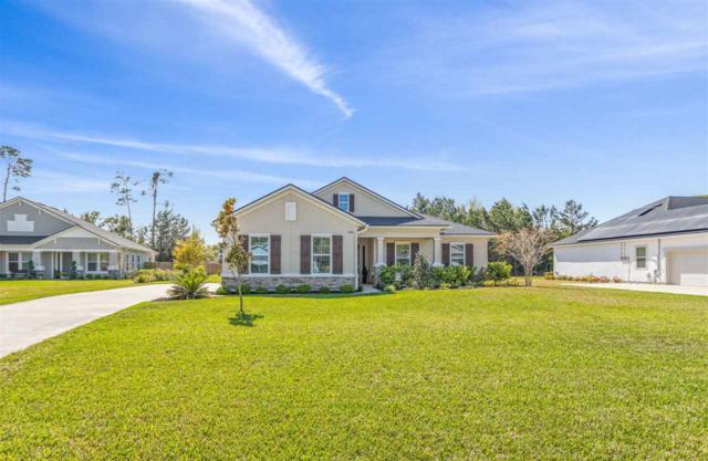 205 S Shadowwood Dr, St Augustine Beach, FL 32086 (MLS #186483) :: Memory Hopkins Real Estate
