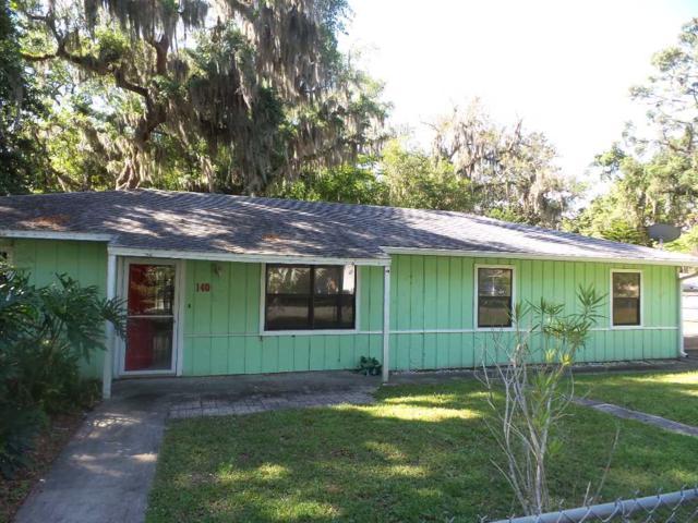 140 Seminole, St Augustine, FL 32086 (MLS #186535) :: Ancient City Real Estate