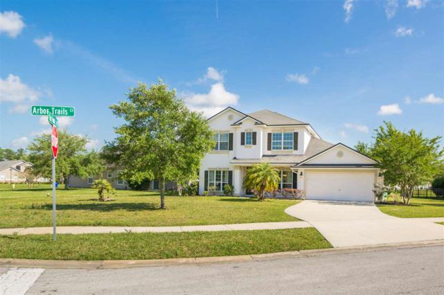 1000 Arbor Trail Court, St Augustine, FL 32084 (MLS #186560) :: Tyree Tobler | RE/MAX Leading Edge