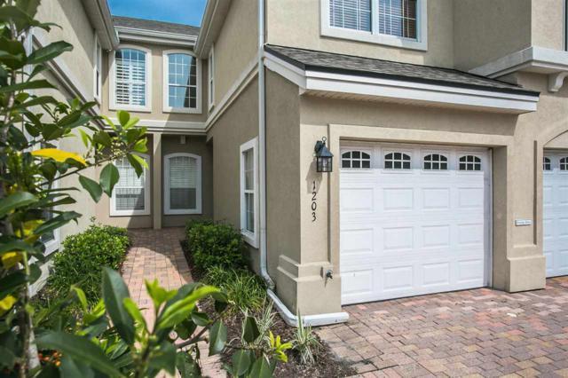 1203 Makarios Dr., St Augustine Beach, FL 32080 (MLS #186573) :: 97Park