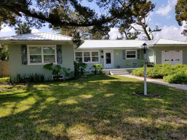55 Coquina, St Augustine Beach, FL 32080 (MLS #186574) :: Ancient City Real Estate