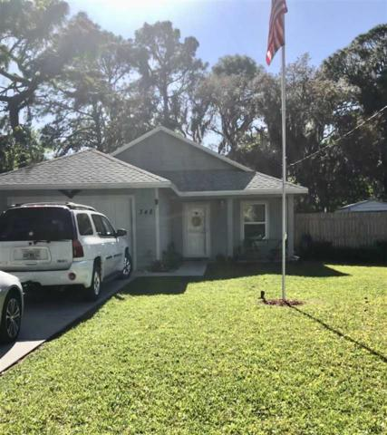 348 Fortuna Ave, St Augustine, FL 32084 (MLS #186598) :: Ancient City Real Estate