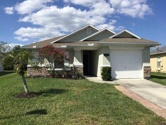 144 Brookfall Drive, St Augustine, FL 32092 (MLS #186604) :: Ancient City Real Estate