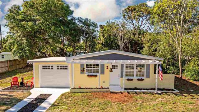 4 Matanzas Circle, St Augustine, FL 32080 (MLS #186615) :: Tyree Tobler | RE/MAX Leading Edge