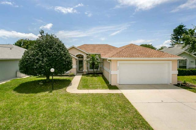 748 Captains Drive, St Augustine Beach, FL 32080 (MLS #186633) :: Florida Homes Realty & Mortgage