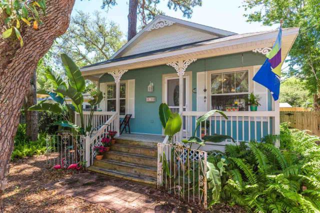 15 Park Ave, St Augustine, FL 32084 (MLS #186635) :: Tyree Tobler | RE/MAX Leading Edge
