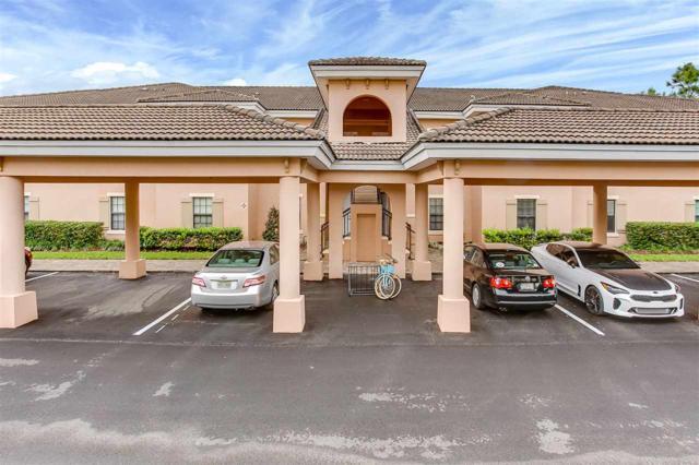 415 La Travesia Flora #103, St Augustine, FL 32095 (MLS #186642) :: Memory Hopkins Real Estate