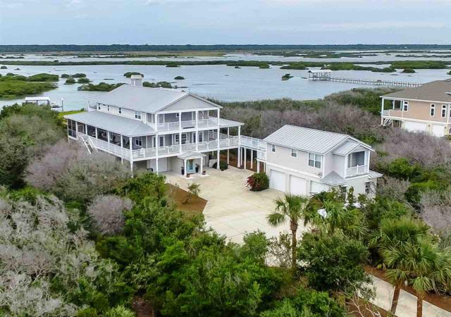8165 S Historic And Coastal Byway, St Augustine, FL 32080 (MLS #186690) :: Pepine Realty