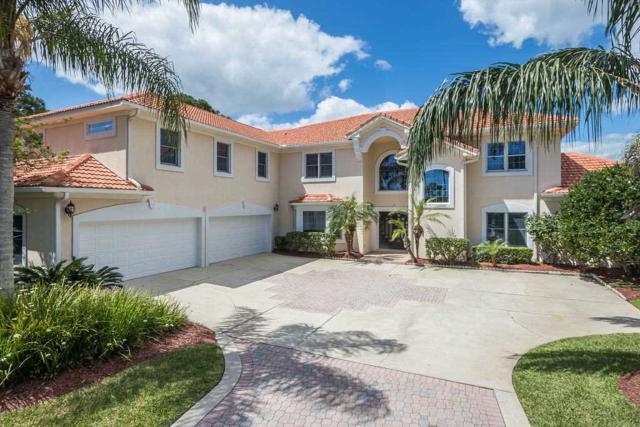 166 Herons Nest Lane, St Augustine, FL 32080 (MLS #186701) :: 97Park