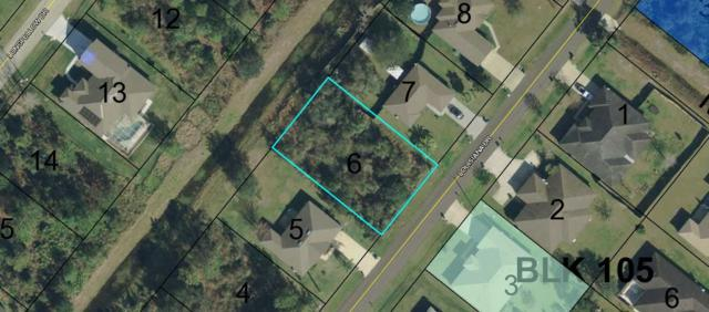 11 Louisiana, Palm Coast, FL 32137 (MLS #186747) :: Tyree Tobler | RE/MAX Leading Edge