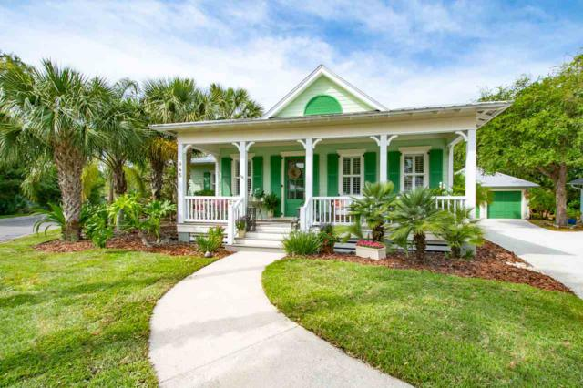 945 Deer Hammock Circle, St Augustine Beach, FL 32080 (MLS #186796) :: Tyree Tobler | RE/MAX Leading Edge