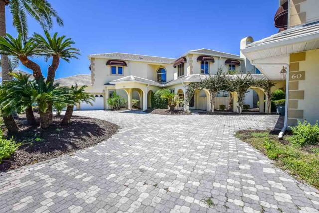 60 Bay Pointe Drive, Ormond Beach, FL 32174 (MLS #186836) :: Tyree Tobler | RE/MAX Leading Edge