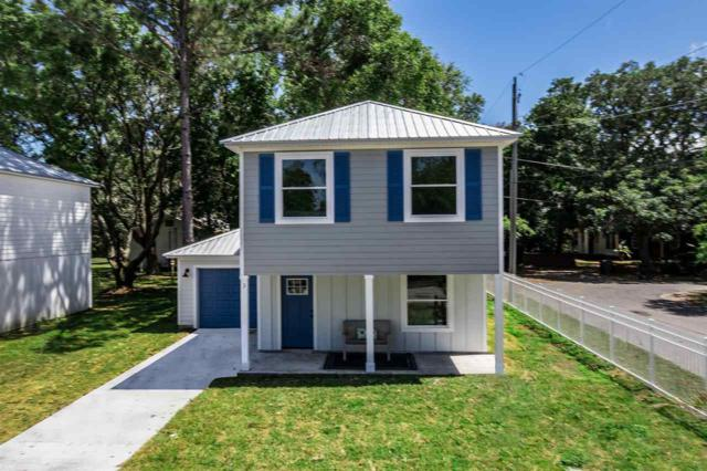 3 Poinciana Cove Road, St Augustine, FL 32084 (MLS #186887) :: Tyree Tobler | RE/MAX Leading Edge