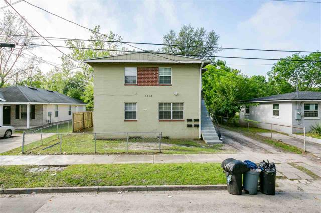 1416 W 20th Street, Jacksonville, FL 32209 (MLS #186903) :: Florida Homes Realty & Mortgage