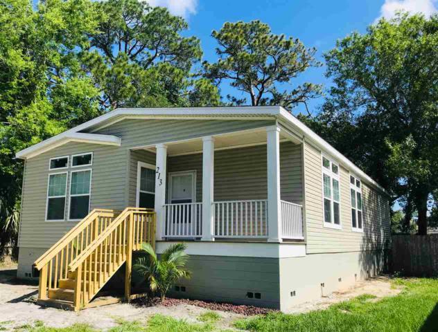 213 Estrada Ave, St Augustine, FL 32084 (MLS #186928) :: Tyree Tobler | RE/MAX Leading Edge