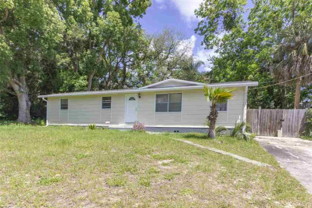 309 St Augustine South Drive, St Augustine, FL 32086 (MLS #186981) :: Memory Hopkins Real Estate