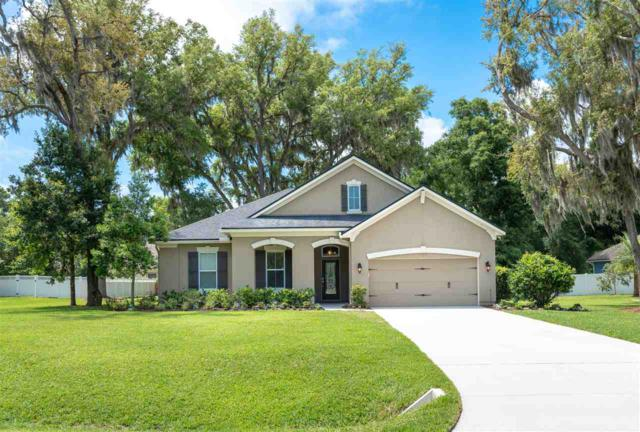 705 Old Loggers Way, St Augustine, FL 32086 (MLS #186984) :: Noah Bailey Real Estate Group